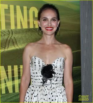 Natalie Portman at Eating wanyama New York Screening