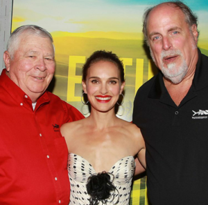 Natalie Portman at Eating animali New York Screening
