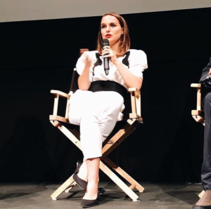 Natalie Portman at Eating wanyama Screening