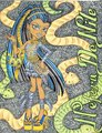 Nefera De Nile - monster-high fan art