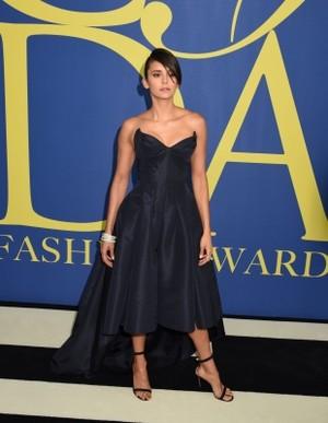 Nina Dobrev at 2018 CFDA Fashion Awards