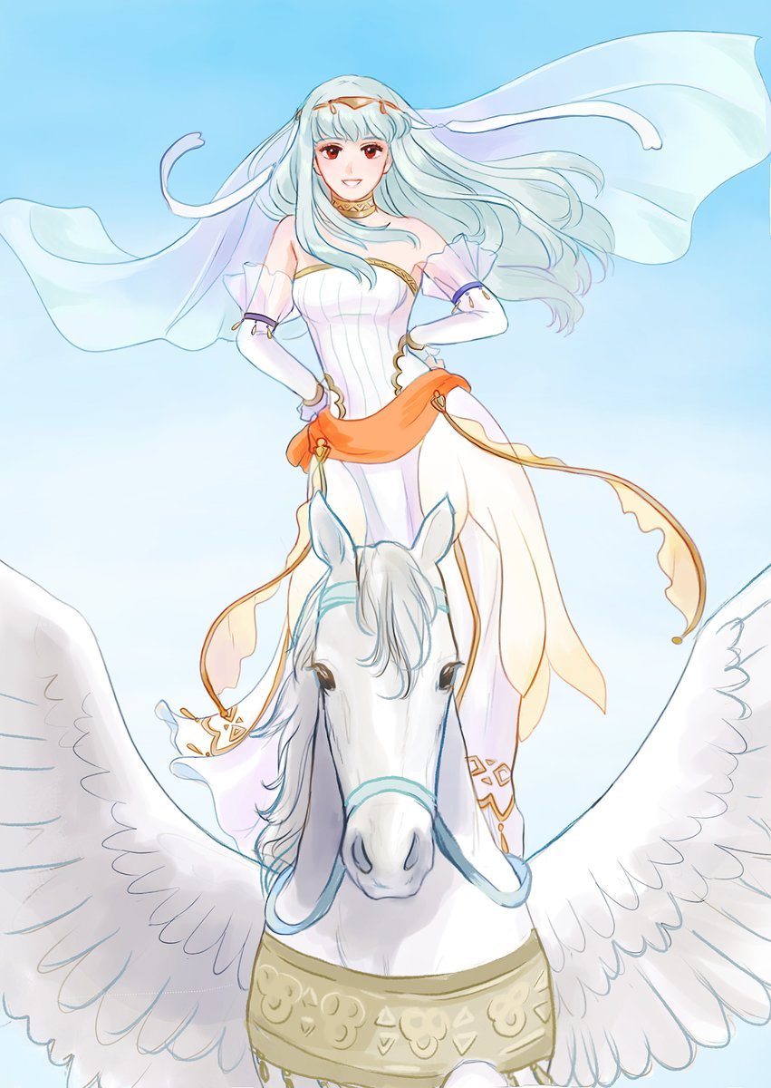 Ninian Fire Emblem Girls Photo 41478422 Fanpop