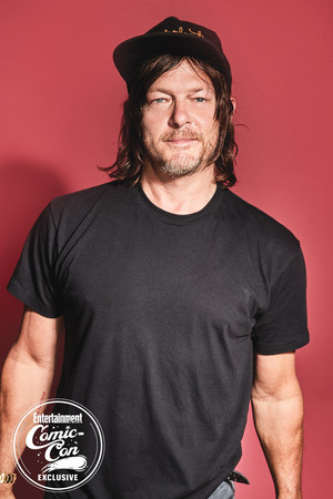 Norman Reedus ~ EW SDCC 2018 Portrait