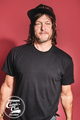 Norman Reedus ~ EW SDCC 2018 Portrait - the-walking-dead photo