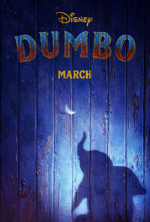 Official 'Dumbo' Teaser Poster
