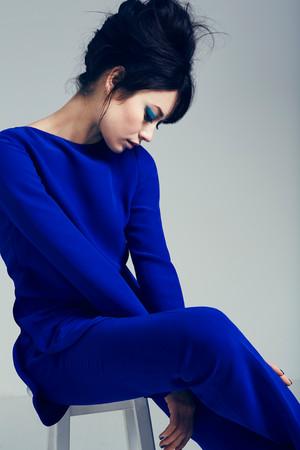 Olga ~ InStyle UK (2013)