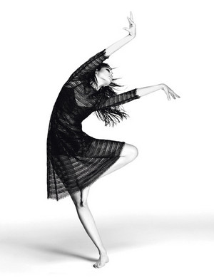 Olga ~ Madame Figaro (2013)