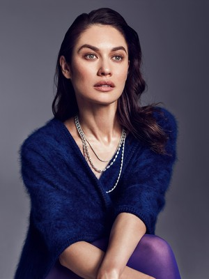 Olga ~ Vanity Fair on Jewelry (2018)