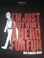 One Punch Man T-Shirt - random photo