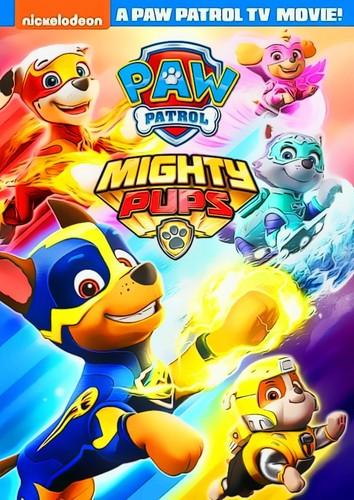 PAW Patrol karatasi la kupamba ukuta called PAW Patrol: Mighty Pups