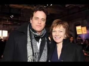Paul Gross with Martha Burns