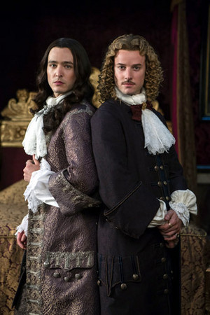 Philippe and Chevalier