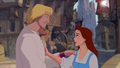 Phoebus and Belle - disney-crossover photo