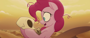 Pinkie Pie  5C we re lost  5C  MLPTM