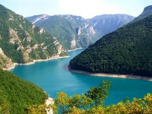 Plužine, Montenegro
