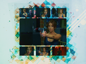 Poppy Montgomery as Carrie Wells