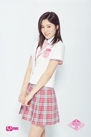 Produce48 Nakano Ikumi 2018