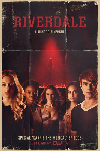 Riverdale (2017 TV series) پیپر وال called Promotional Poster for 2x18 'A Night To Remember'