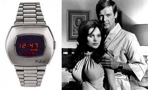 Pulsar P2 LED Wristwatch
