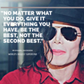 Quotes by World's Biggest Superstar  - michael-jackson photo