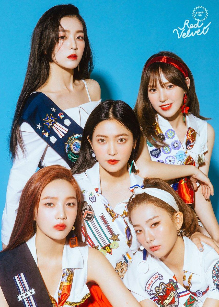 Red Velvet Imagens Red Velvet Teaser Image For Summer Magic Hd