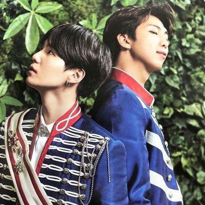 RM and Suga