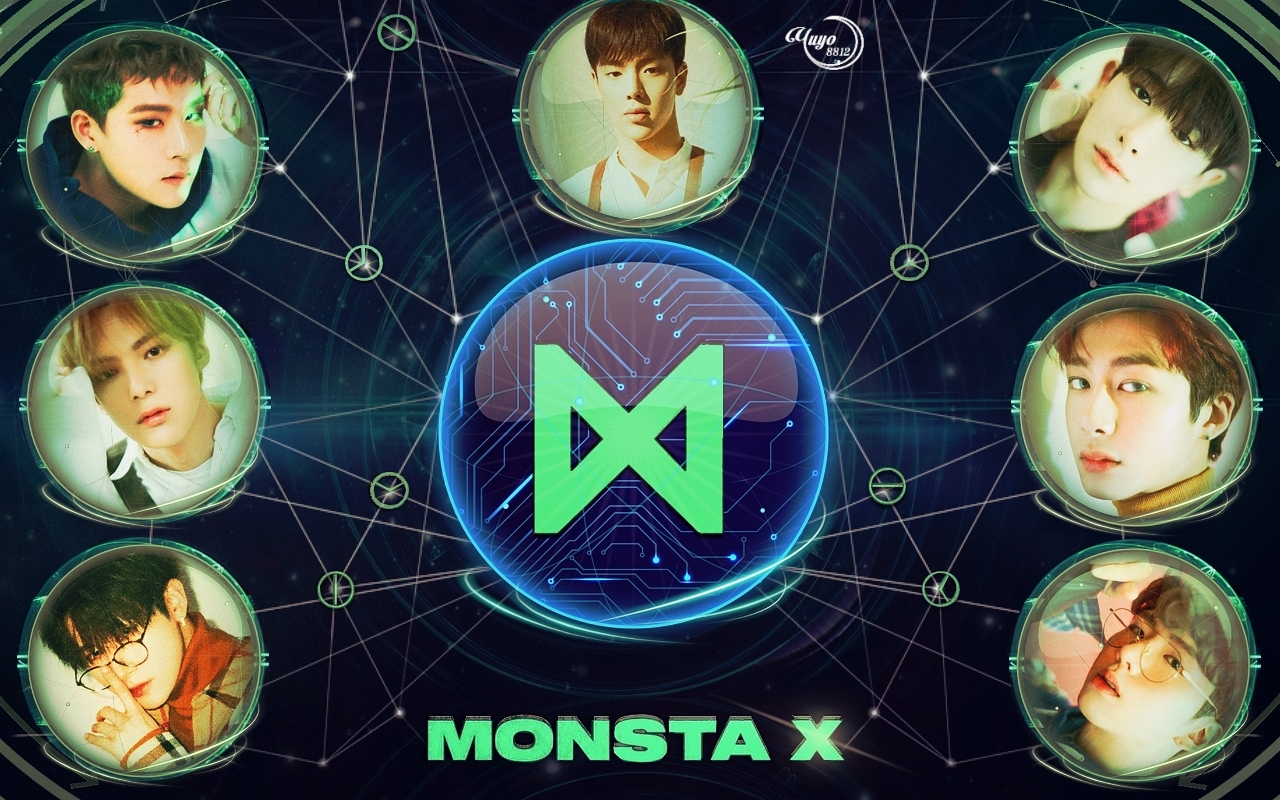 MONSTA X _JEALOUSY #WALLPAPER