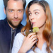Richard Rankin and Sophie Skelton|| आइकनों for Nerea