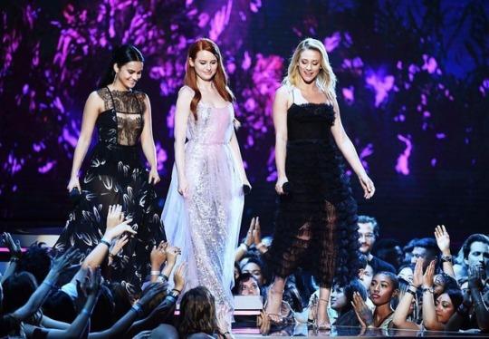 Riverdale cast @ MTV Awards 2018