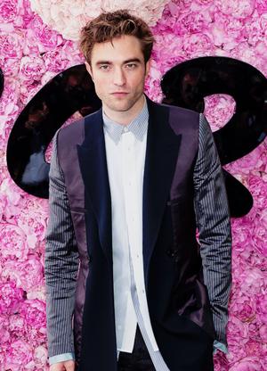 Robert attending the Dior Men's Summer montrer in Paris
