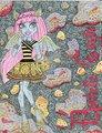 Rochelle Goyle - monster-high fan art