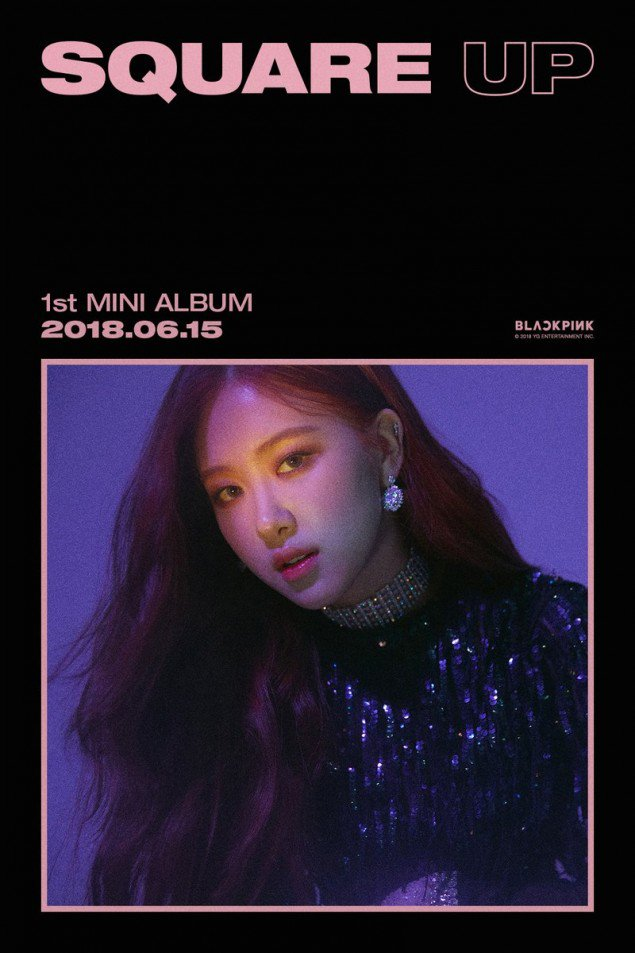 Rose's teaser image for 'DDU-DU DDU-DU'