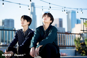 SUGA n JUNGKOOK  X DISPATCH FOR BTS' 5TH ANNIVERSARY
