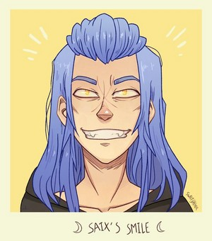 Saix | Kingdom Hearts