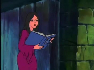 Scooby Doo and the Reluctant Werewolf- Vanna Pira
