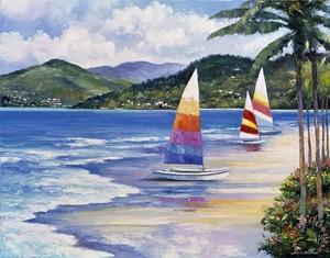 Seaside Sailing
