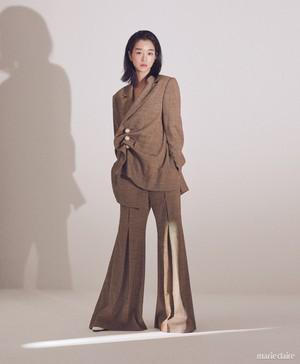 Seo Ye Ji Marie Claire Magazine May' 18