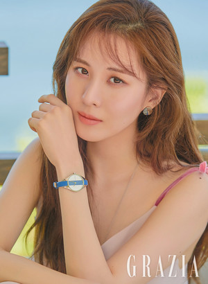 Seohyun for Grazia June 2018 issue