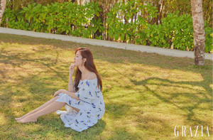 Seohyun for Grazia June 2018 issue
