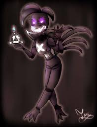 Shadow Toy Chica tagahanga Art