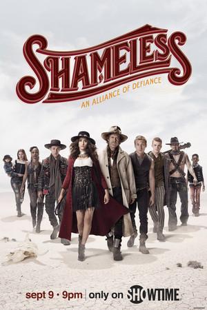 Shameless - Season 9 Poster