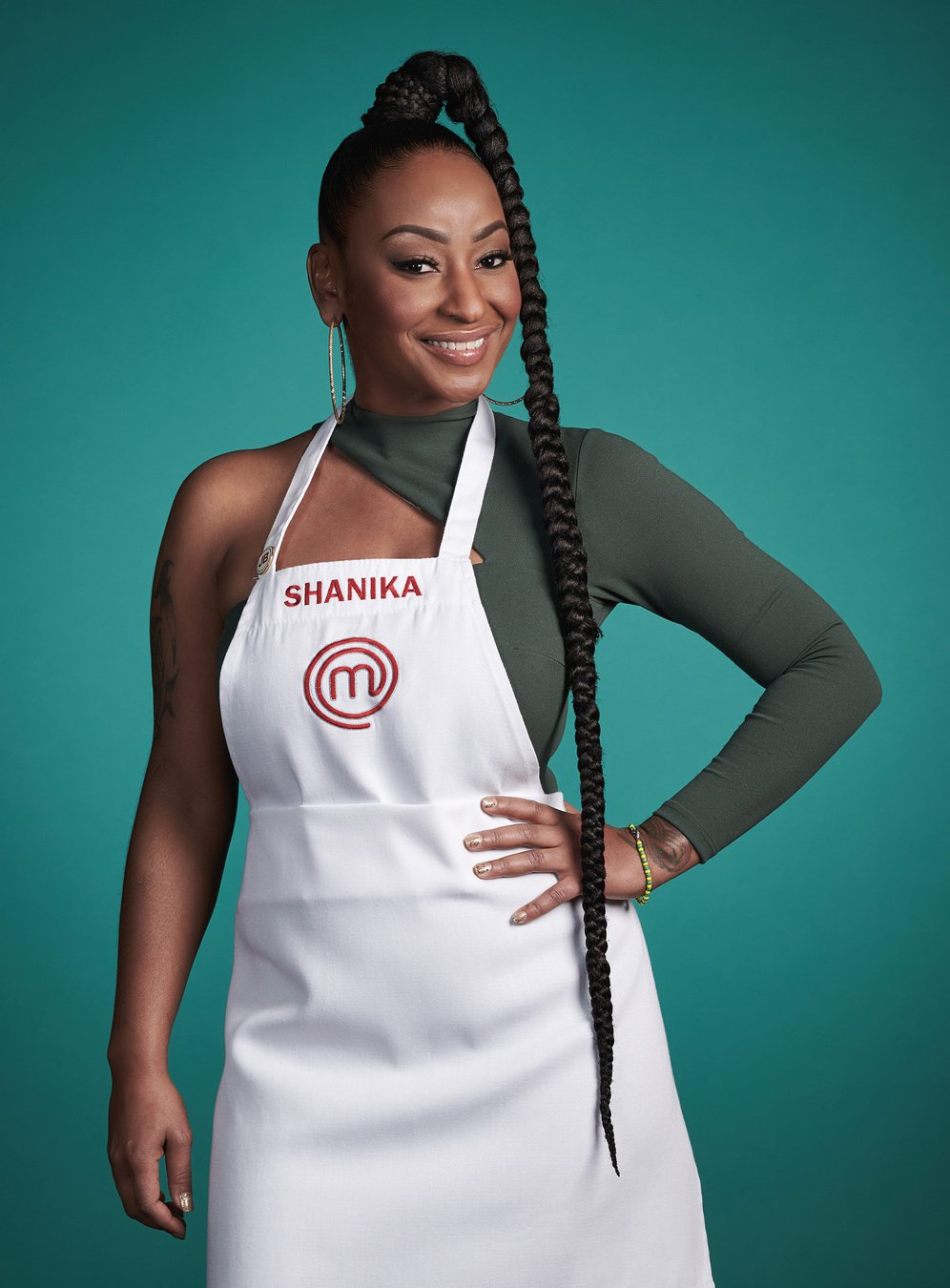 MasterChef images Shanika Patterson (Season Nine) HD wallpaper and background photos