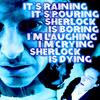 Benedict Cumberbatch photo entitled Sherlock Holmes