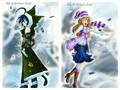Shun and Alice <3