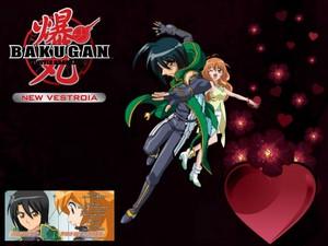 Shun and Arisu