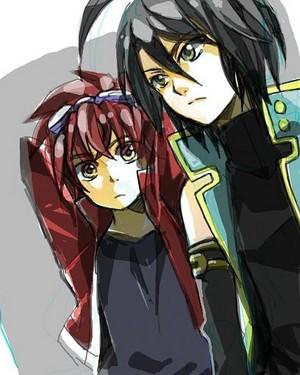Shun and Dan