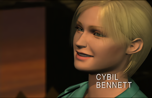 Silent colline Cybil Bennett (Bloopers) Remastered (waifu2x-caffe)