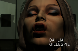 Silent 언덕, 힐 Dahlia Gillespie (Bloopers) Remastered (waifu2x-caffe)