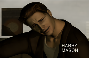 Silent burol Harry Mason (Bloopers) Remastered (waifu2x-caffe)