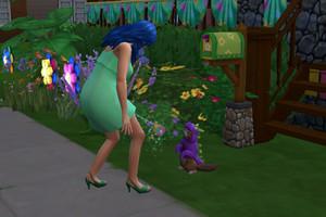 Sims Gameplay ~ Bridget and mantikilya